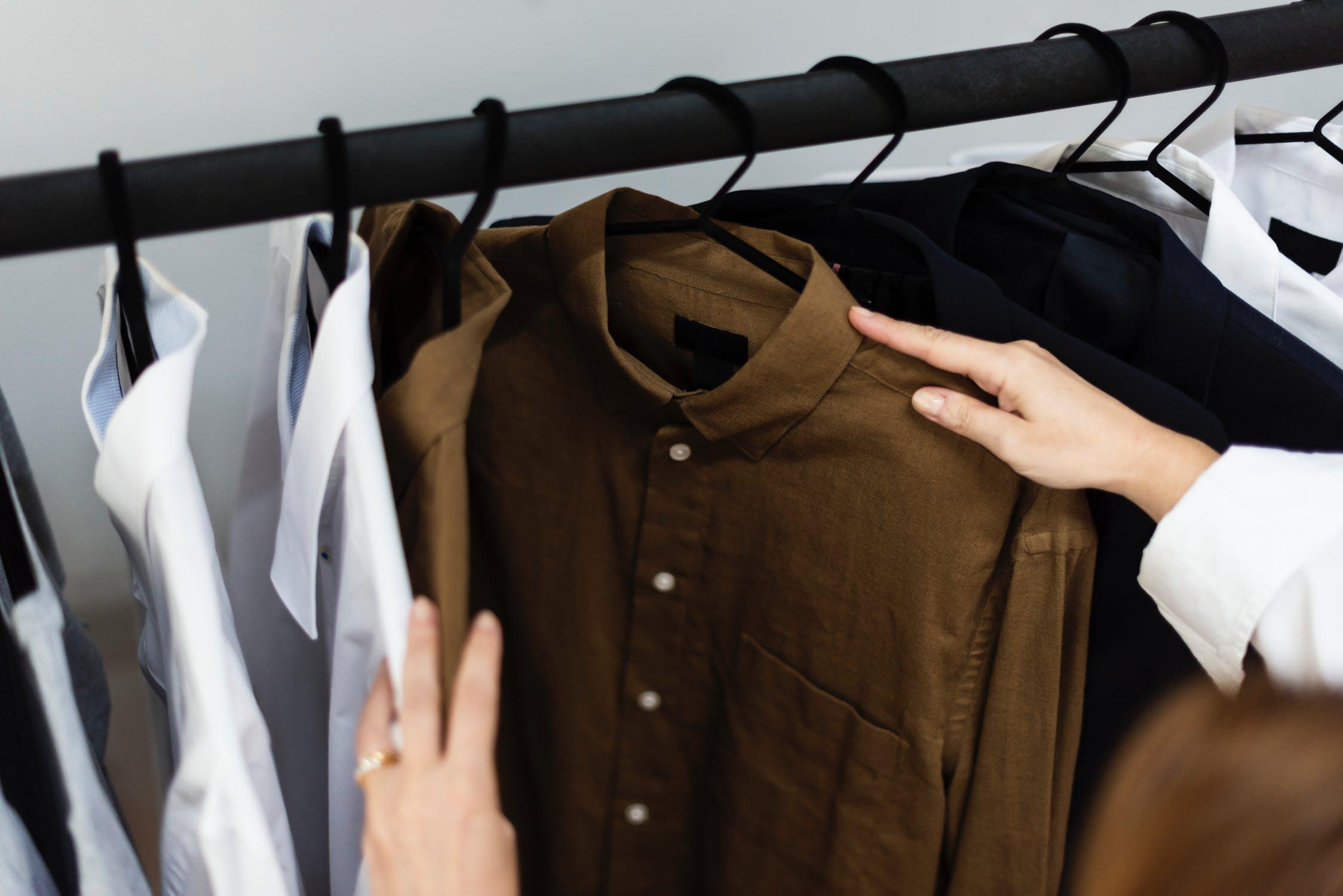heren kleding merken