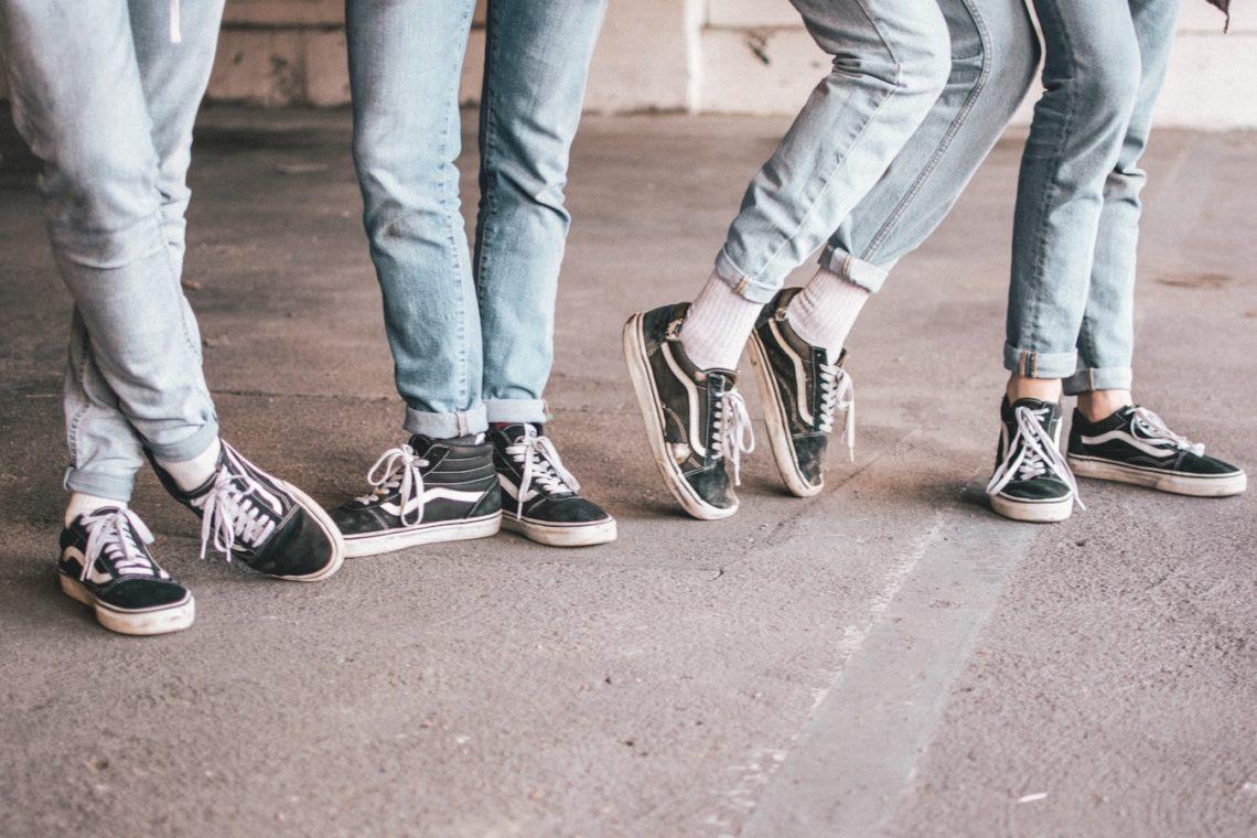 schoenen trends 2019